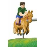Lionel Lionel 6-82106 Pony Ride Plug-n-Play OperatingTrain Accessory
