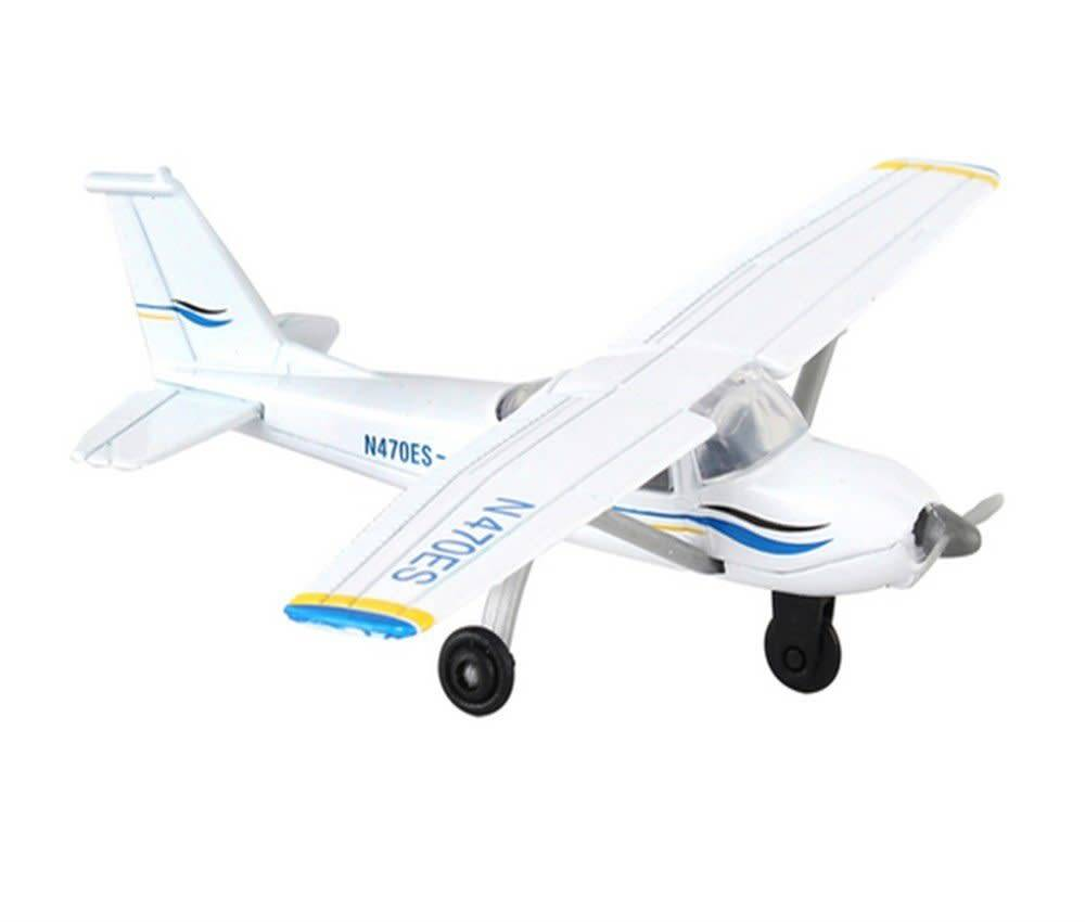 #RW065, Cessna 172 Blue/White