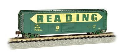 BACHMANN 19461 N scale 50' Sliding Door Boxcar Reading