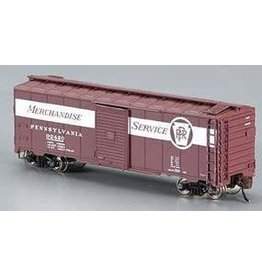 BAC BAC17052 PRR Boxcar, N scale