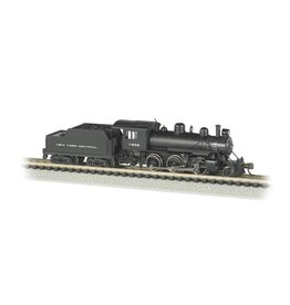 BACHMANN BAC51752 N SCALE ALCO 2-6-0 STEAM ENGINE (DCC)