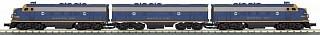 MTH #30-20462-1, O Gauge RailKing F-3 ABA Diesel Engine Set w/Proto-Sound 3.0