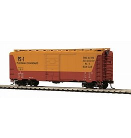 MTH - HO #85-74138, HO Pullman Standard, 40' PS-1 Box Car