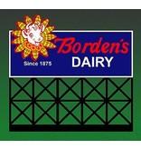 Miller Engineering #1051, Bordens Billboard