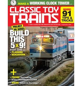 Kalmach Publishing Classic Toy Trains September 2018