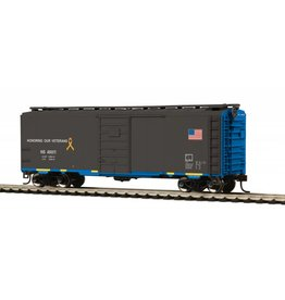 MTH - HO #85-74151, HO Norfolk Southern (#490011) Veterans 40' PS-1 Box Car
