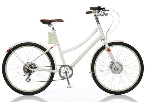 Faraday Cortland S Electric Bike