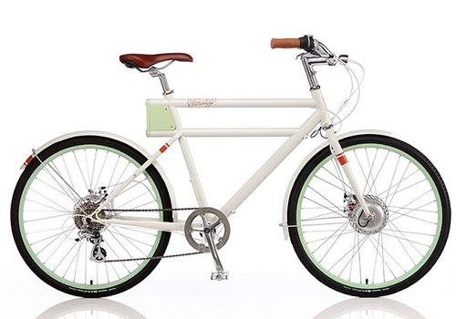Faraday Porteur S Electric Bike
