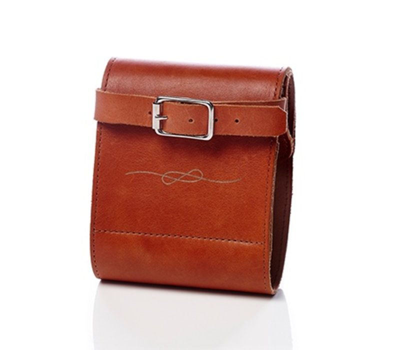 Leather Lock Holder