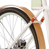Steam-Bent Bamboo Fenders
