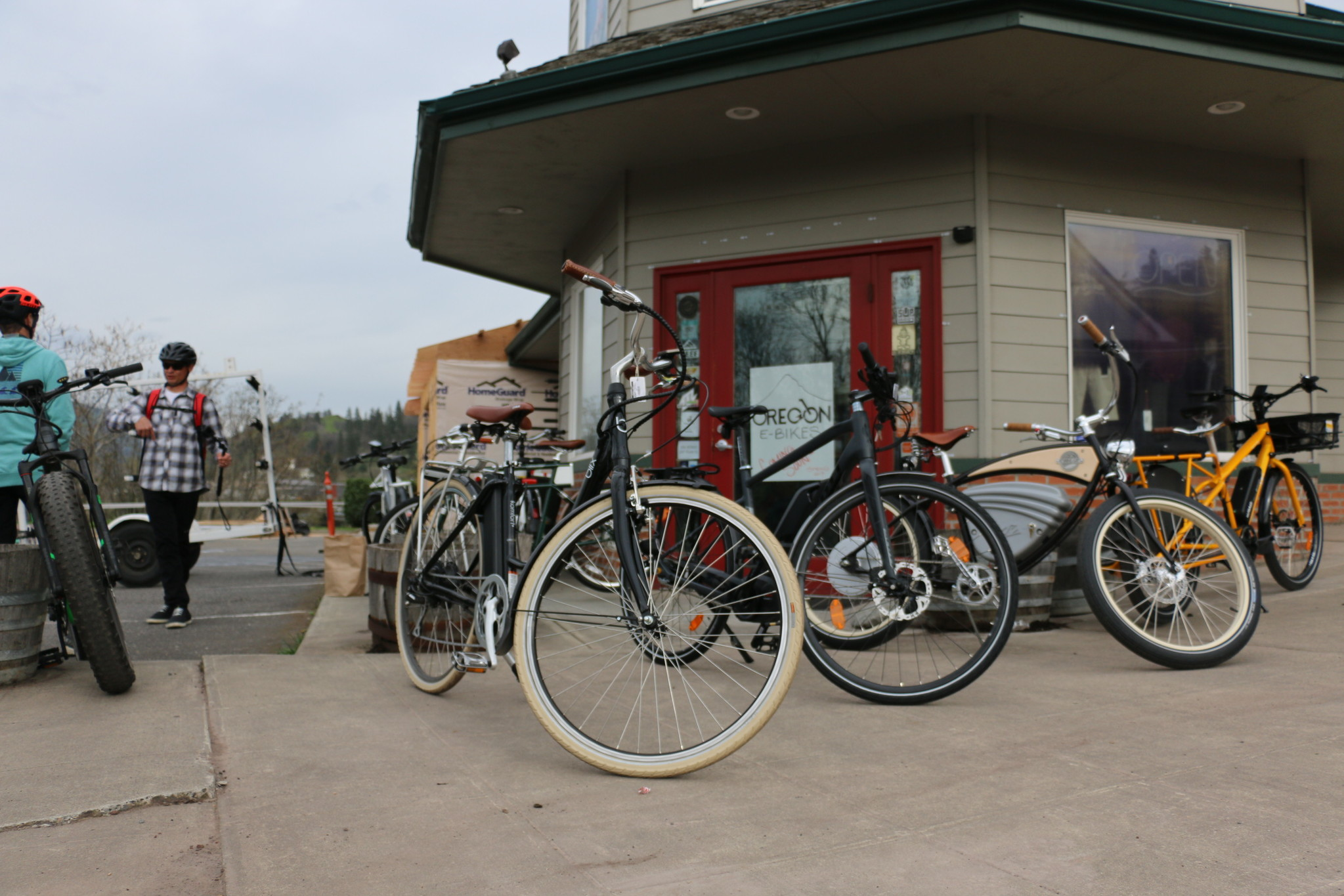 Oregon E-Bike Shop, Big Winds