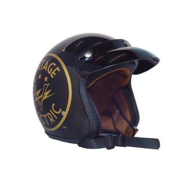 Vintage Electric Vintage Electric Cafe Helmet