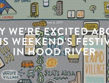 Hood River Weekend
