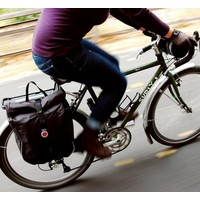 Waterproof Pannier: Black