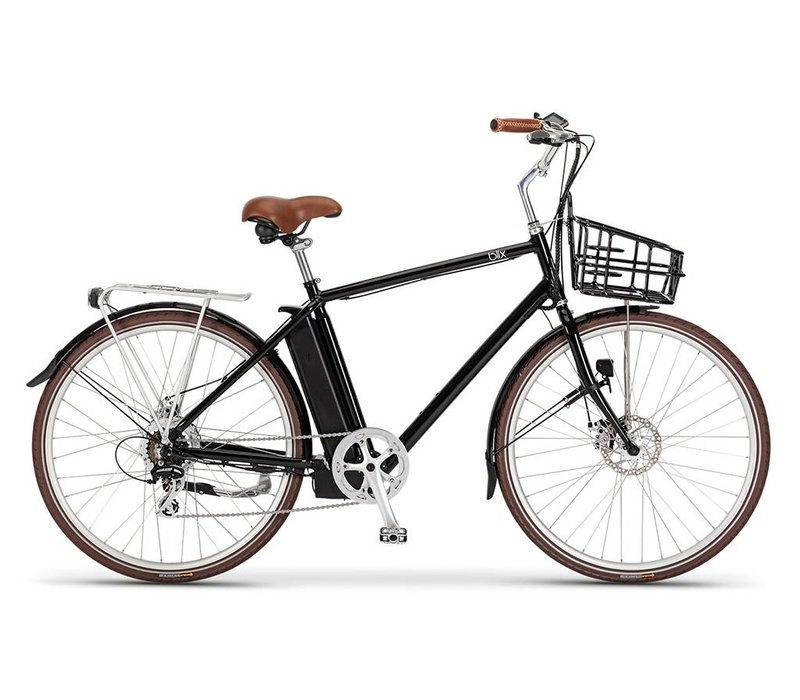Aveny High Step Electric Bike