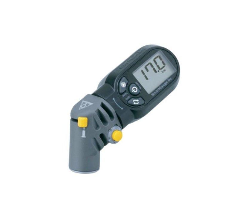 SmartGauge D2 Presta/Schrader: 250psi