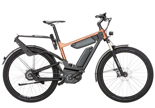 Riese & Müller Delite GT Nuvinci HS