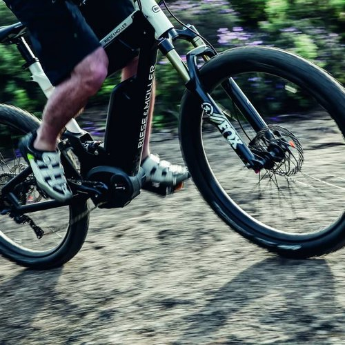 E-Mountain Bike Etiquette