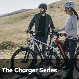 Charger electric bikes