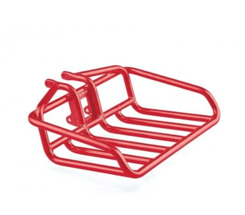 Utility Front Tray Red
