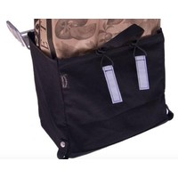 Banjo Brothers Minnehaha Canvas Grocery Pannier - Single