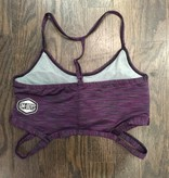 BW083 - Coalition - Om Boys - Purple Yoga Bra