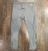 BW089 - Coalition - Om Boys - Grey Yoga Capri Pants