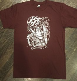 Mens - Om Boys - Truffle S/S T-Shirts - Happy Buddha