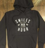 Mens - Om Boys - Pull Over Hoodie - Smiles Per Hour