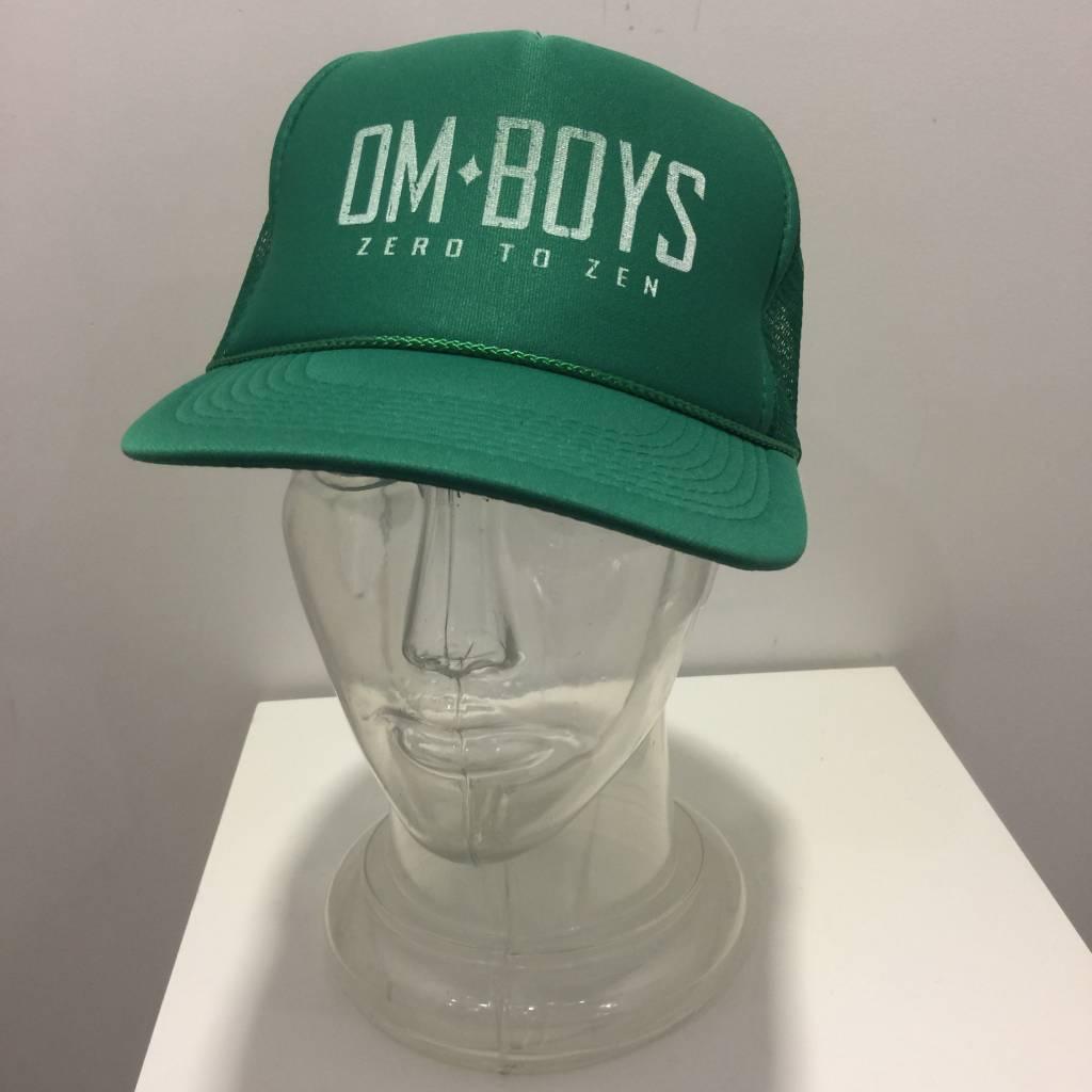 Mens - Om Boys - Mesh Trucker Hats w/Rope - Zero To Zen/Om Boys