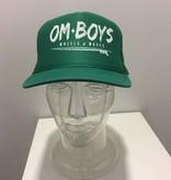 Mens - Om Boys - Mesh Trucker Hats w/Rope - Wheels & Waves