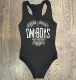 Womens - Om Boys - BodySuit - Let That Shit Go