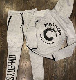 Womens - Om Boys - Jogger Set - Wheels & Waves