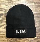 Mens - Om Boys - Beanie Toque - Om Boys Patch