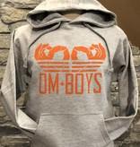 Mens - Om Boys - Pull Over Hoodie - Om Hands