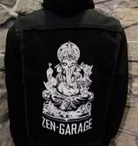 Mens - Om Boys - Denim Vest - Ganesh