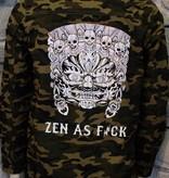 Mens - Om Boys - L/S Snap Up Shirts - Mahakala