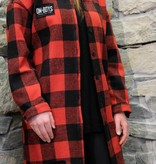 Womens - Om Boys - Plaid Jacket - Skeletom