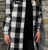 Womens - Om Boys - Plaid Jacket - Mahakala
