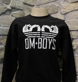 Mens - Om Boys - Crew Neck Pull Over - Om Hands