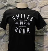 Mens - Om Boys - Black S/S T-Shirts - Smiles Per Hour