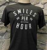 Mens - Om Boys - Charcoal S/S T-Shirts - Smiles Per Hour