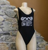 Womens - Om Boys - Bathing Suit - Om Hands