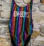Womens - Om Boys - Bathing Suit - Om Boys