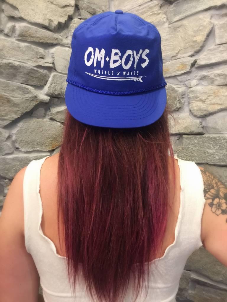 Mens - Om Boys - Camp Hats - Wheels & Waves