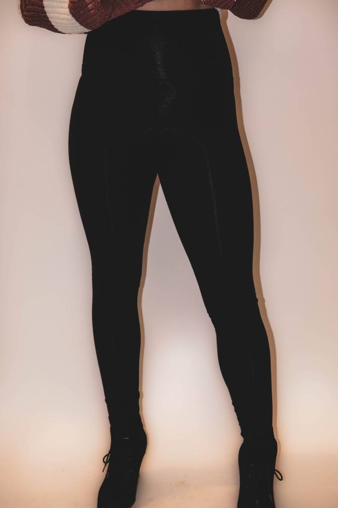 CZ46 - T-Party - Fold Over Tights