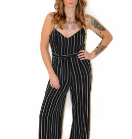 CZ37 - MonoB - Striped Jumpsuit