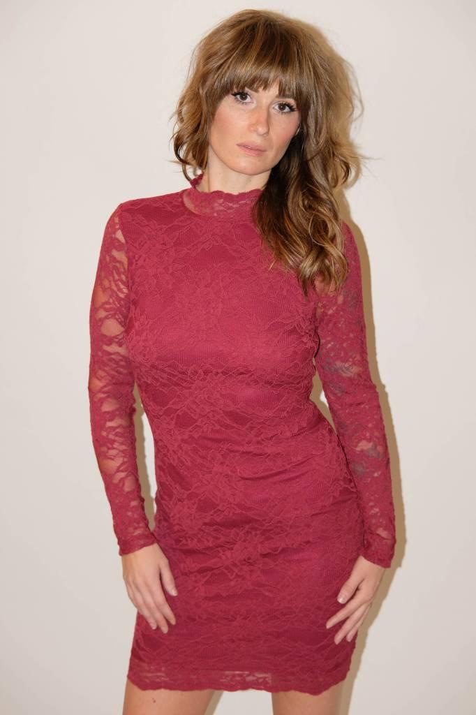 CZ24 - Lovely Day - L/S Full Lace Dress