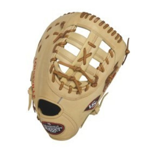 "Louisville Slugger 125 Series Cream 13"" First Base Mitt"