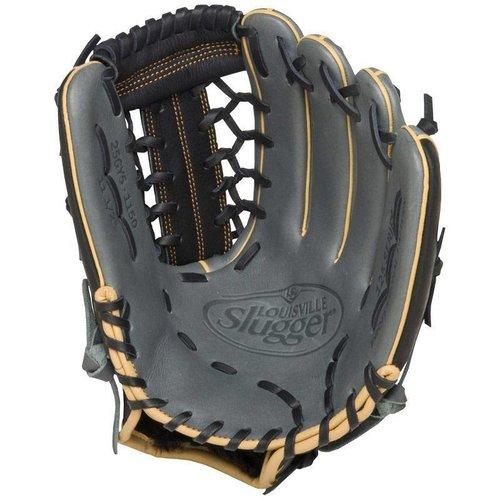 "Louisville Slugger 125 Series Gray 11.5"" Baseball Glove"